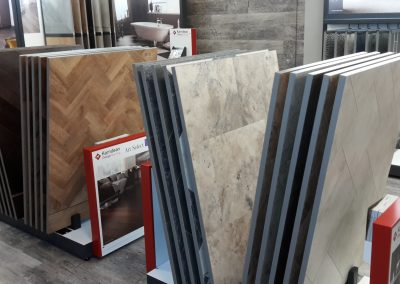 Karndean floor tiles displays