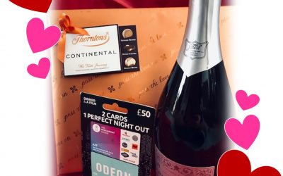 Not long left to win this fantastic Valentines Gift!