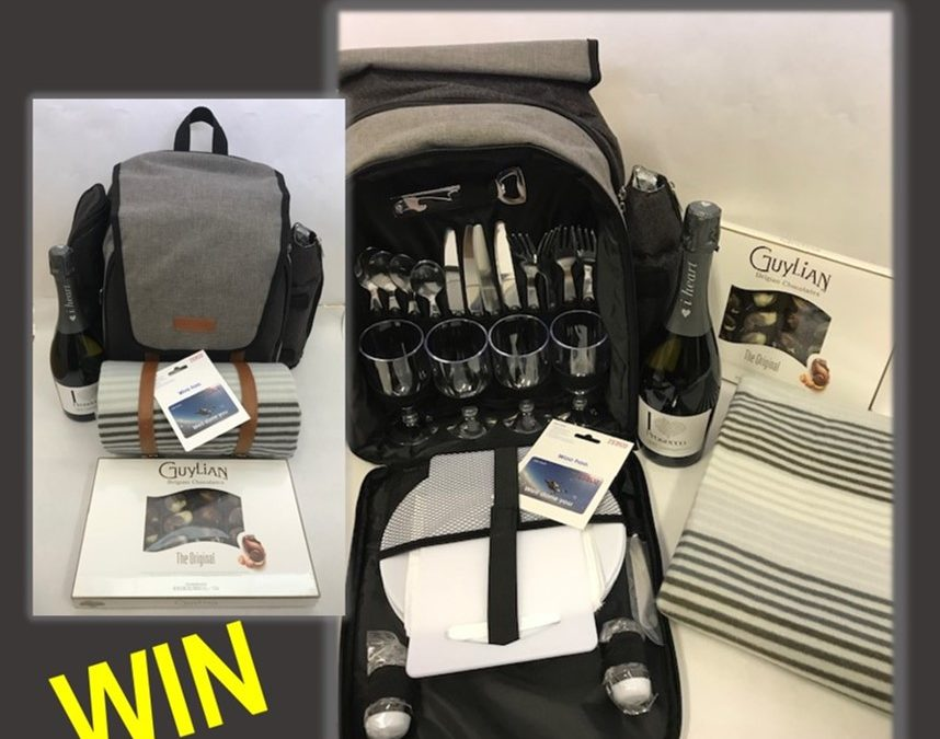 WIN these fantastic prizes for summer
