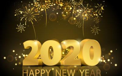 It's 2020!
